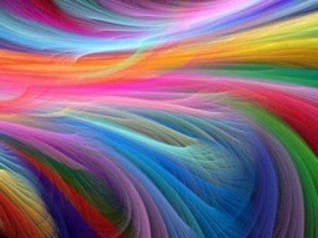 Μια ζωή γεμάτη χρώματα