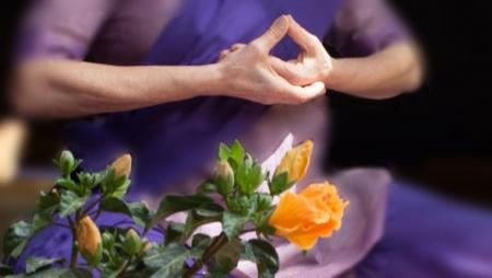 «Η αξία της στιγμής»   σεμινάριο Raja Yoga με τη Λήδα Shantala