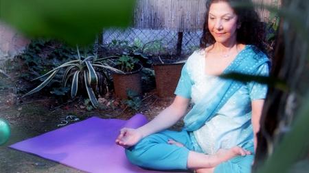 Εντατικό ολοήμερο σεμινάριο raja yoga με τη Λήδα Shantala