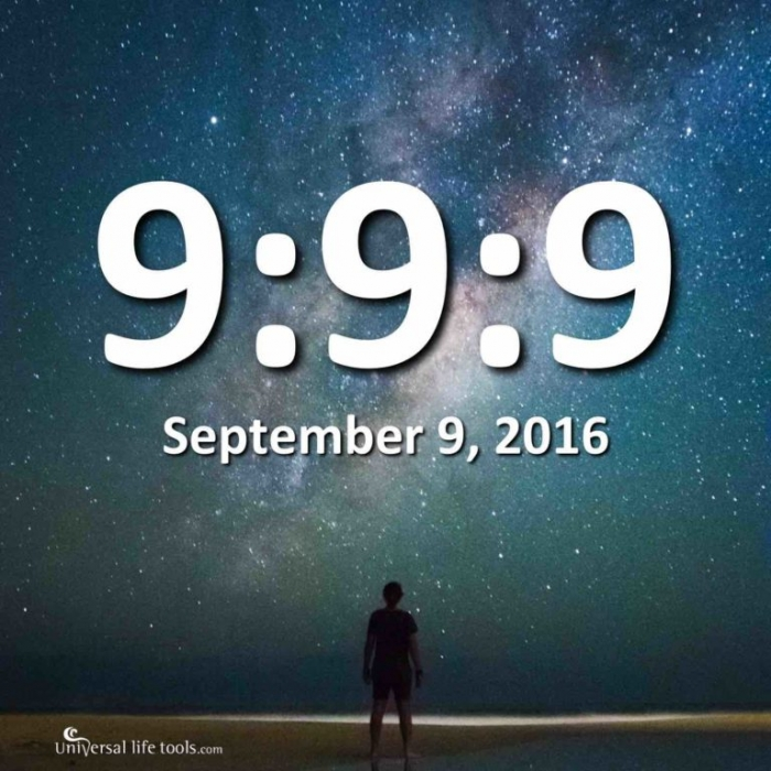 9:9:9 Meaning – September 9, 18 & 27, 2016 By Simone M Matthews