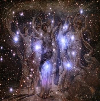 Οι Πλειάδες … Η Μαγνησία … Και τα 7 ενεργειακά κέντρα του ανθρώπου