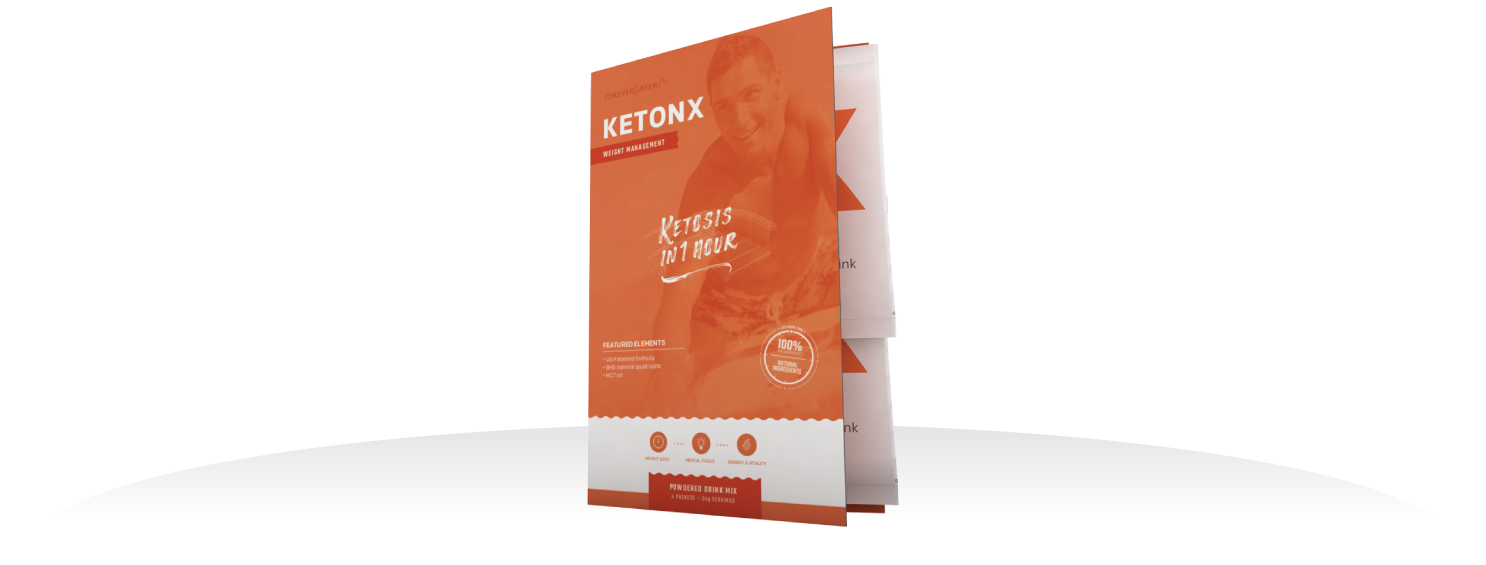 Enjoy a Fat-Burning Lifestyle Weight Management KETONX