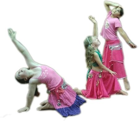 Ανατολίτικος χορός (οριεντάλ) για κορίτσια προ-εφηβικής και εφηβικής ηλικίας